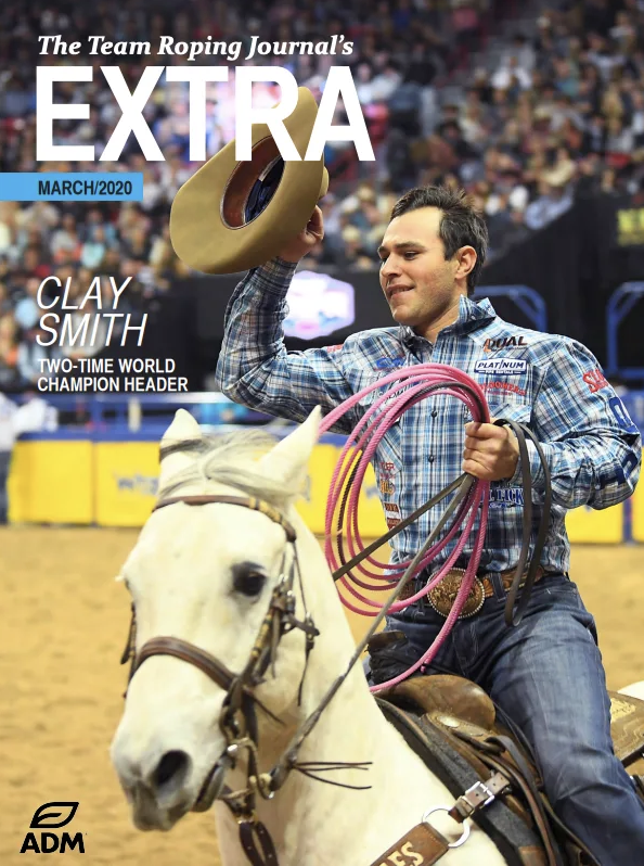 Team Roping Journal Extra